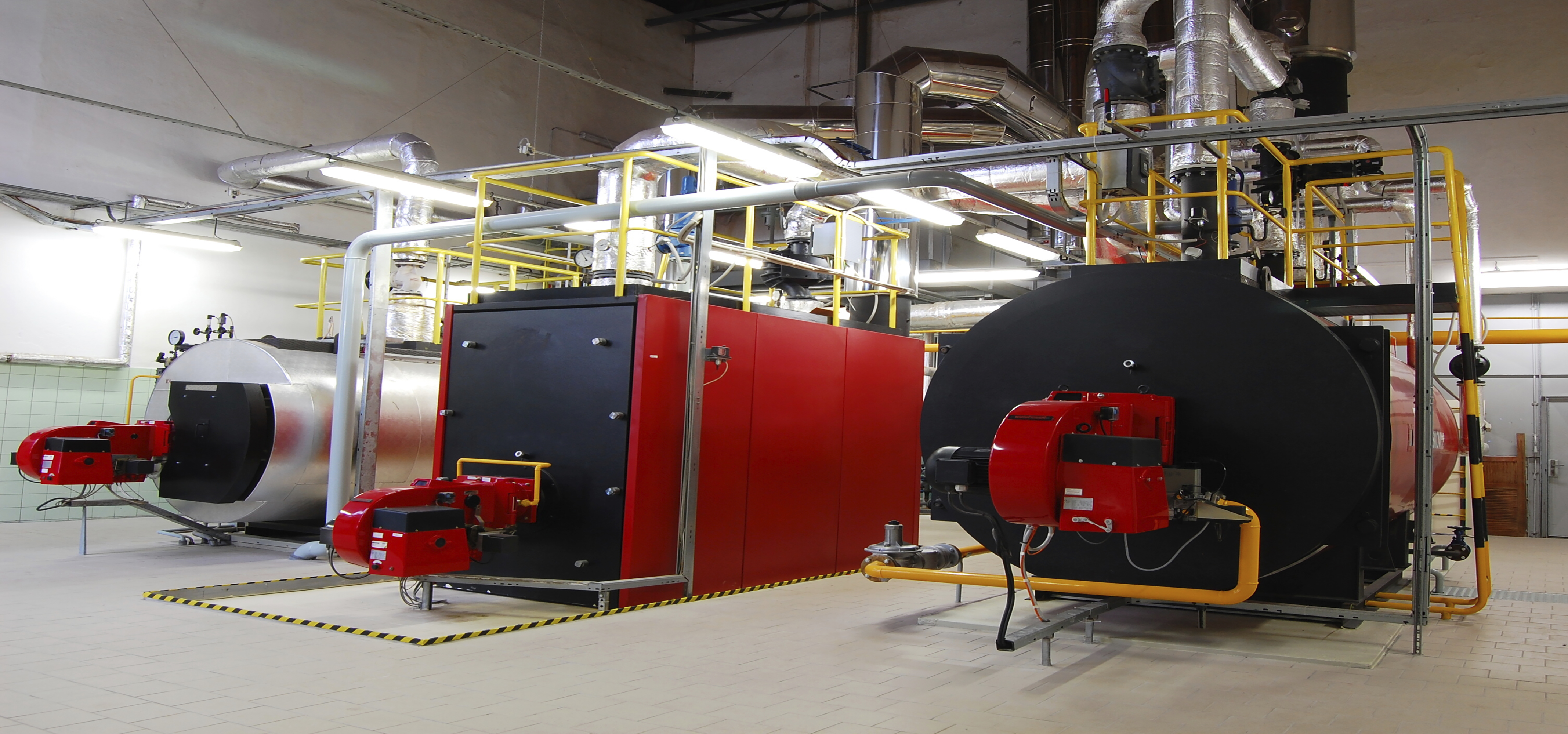 Gas Boiler System